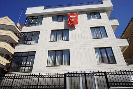 Ankara Çınar Kız Öğrenci Yurdu