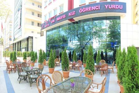 Ankara On Mayıs Kız Yurdu