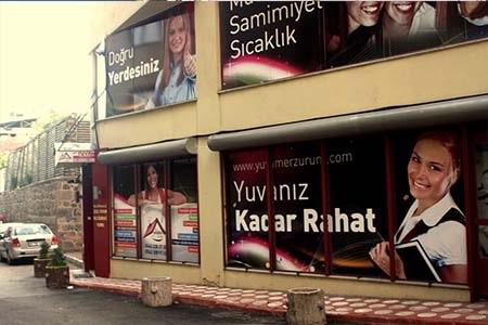 Erzurum Yuvam Kız Öğrenci Yurdu