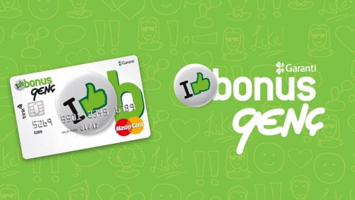 Garanti Bonus Genç Kredi Kartı
