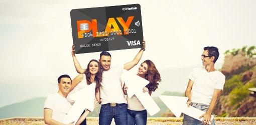 Yapı Kredi Öğrenci Kredi Kartı - Play Kart