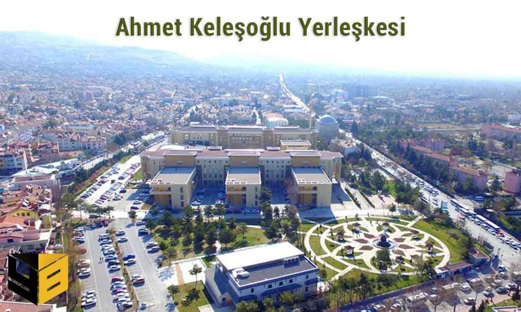 Ahmet Keleşoğlu Yerleşke