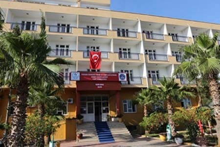 Antalya Ahmet Hamdi Akseki KYK Yurdu