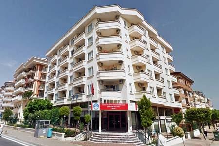 Antalya Alanya Erkek Öğrenci KYK Yurdu