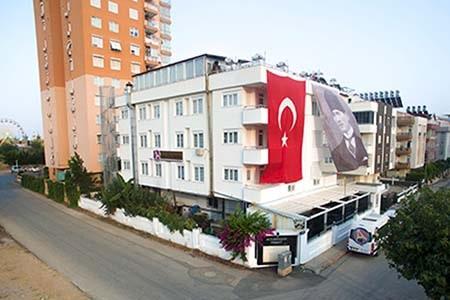 Antalya Alya Kız Öğrenci Yurdu
