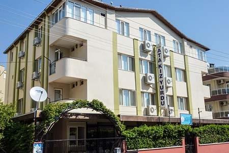 Antalya Ata Kız Öğrenci Yurdu