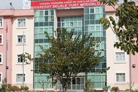 Antalya Manavgat Şelale KYK Yurdu
