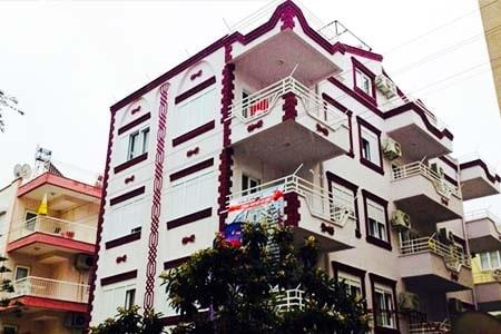 Antalya Lalezar Kız Öğrenci Yurdu