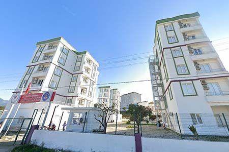 Antalya Kumluca KYK Kız Yurdu