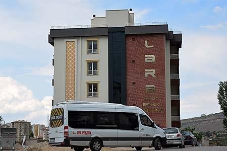 Kayseri Lara Rezidans Erkek Öğrenci Yurdu