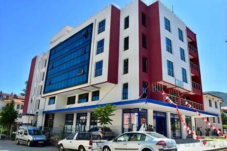 Konya Akşehir Ebrar Su Kız Öğrenci Yurdu