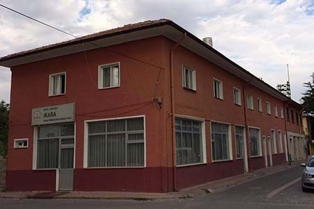 Konya Sarayönü Kara Erkek Yurdu
