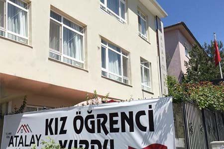 Ankara Atalay Kız Yurdu - Emek