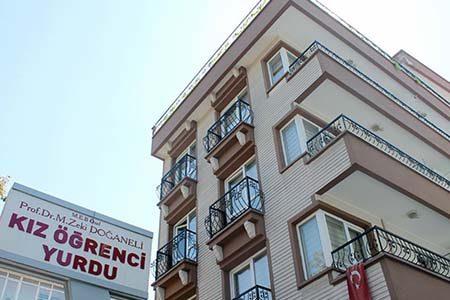 Ankara Doğaneli Kız Öğrenci Yurdu
