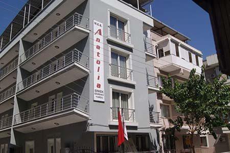 İzmir Anatolia Erkek Yurdu 1. Şube