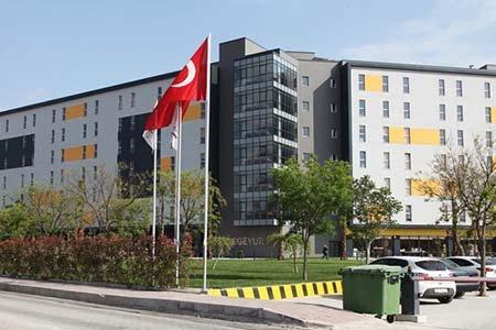 İzmir Egeyurt Kız ve Erkek Öğrenci Yurdu