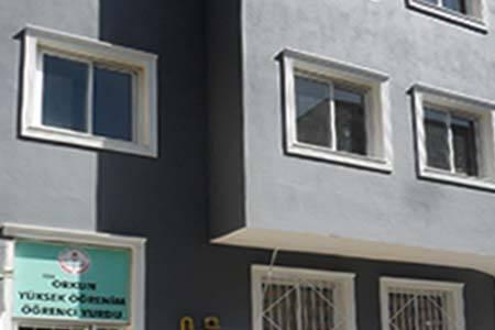 İzmir Orkun Erkek Öğrenci Yurdu