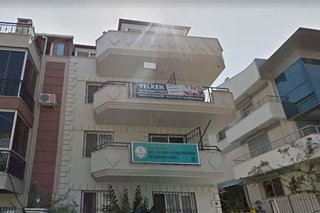 İzmir Yelken Kız Öğrenci Yurdu