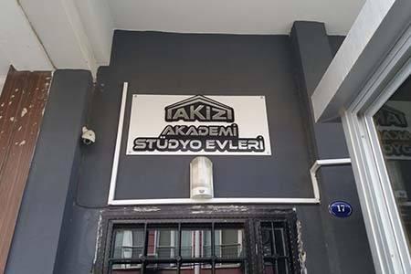 İzmir Akiz Akademi Stüdyo Evleri