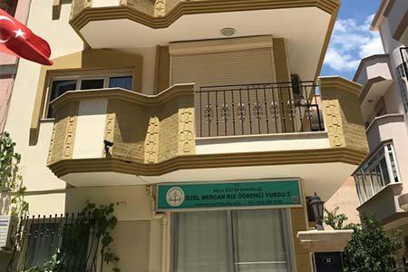 İzmir Mercan Kız Öğrenci Yurdu