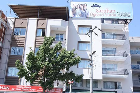 İzmir Saruhan Erkek Öğrenci Yurdu