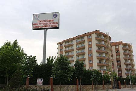 İzmir Bornova KYK Öğrenci Yurdu