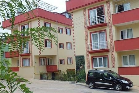 Trabzon Menekşe Kız Öğrenci Evi