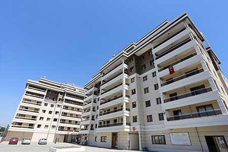 İzmir Çiğli KYK Öğrenci Yurdu