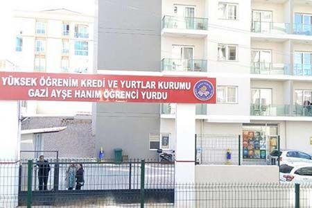 İzmir Gazi Ayşe Hanım KYK Kız Yurdu