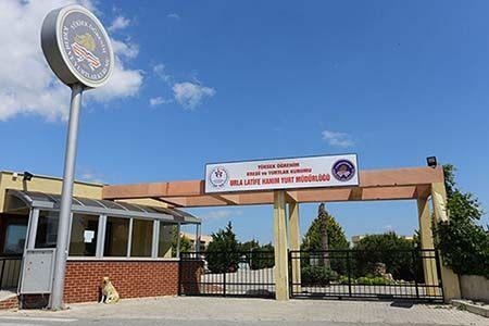 İzmir Urla Latife Hanım KYK Öğrenci Yurdu