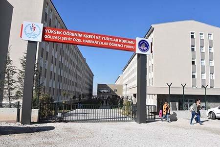 Ankara Şehit Özel Harekatçılar KYK Öğrenci Yurdu 2