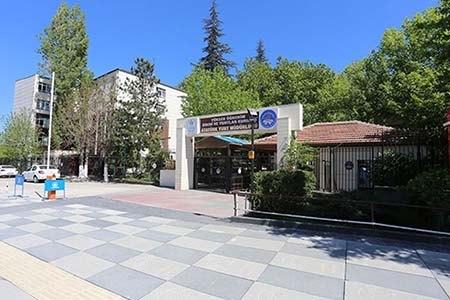 Ankara Atatürk KYK Öğrenci Yurdu