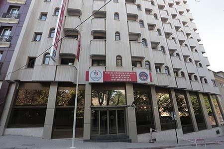 Ankara Başkent KYK Öğrenci Yurdu