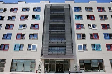 Ankara Emine Şerife Hanım KYK Öğrenci Yurdu