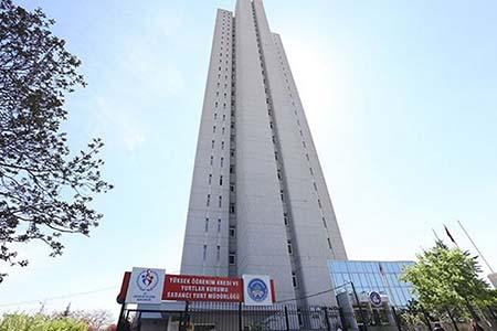 Ankara Hacı Ömer Sabancı KYK Yurdu