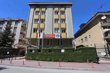 Ankara KYK Cebeci Erkek Yurdu