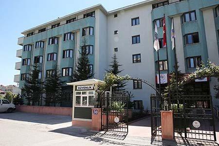 Ankara KYK Mahmut Nedim Zapçı Öğrenci Yurdu