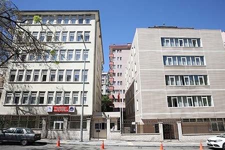 Ankara Seyran KYK Öğrenci Yurdu 2