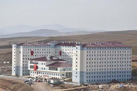 Bayburt Sultan Fahriye KYK Yurdu