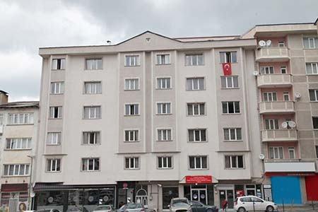 Erzurum Ömer Nasuhi Bilmen KYK Yurdu