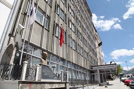 Erzurum KYK Palandöken Öğrenci Yurdu 2