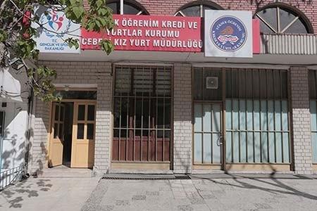 KYK Ankara Cebeci Kız Yurdu