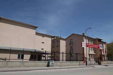 KYK Ankara Fatma Hanım Öğrenci Yurdu