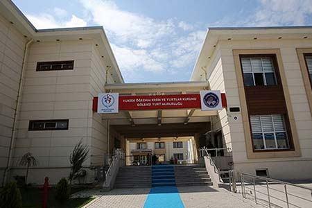 Ankara Gölbaşı KYK Yurdu