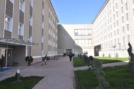 KYK Ankara Milli İrade Öğrenci Yurdu 2