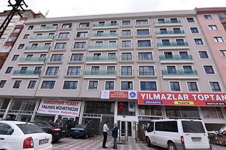 KYK Ankara Taceddin Veli Yurdu