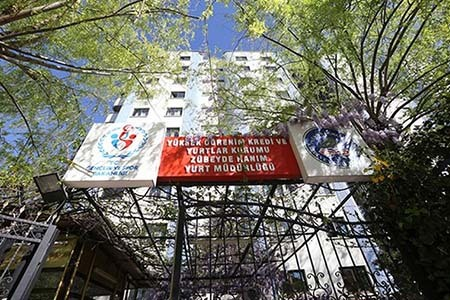 KYK Ankara Zübeyde Hanım Yurdu