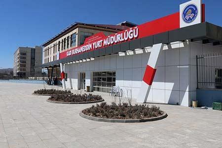 KYK Sivas Kadı Burhaneddin Yurdu