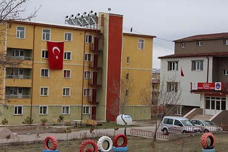 Sivas Kangal Hasan Yılmaz KYK Yurdu