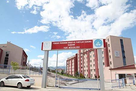 KYK Sivas Suşehri Yurdu